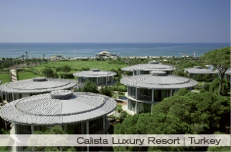Calista Luxury Resort